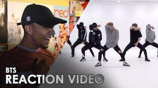 BTS - BLOOD SWEAT & TEARS [ DANCE PRACTICE ] REACTION VIDEO #KoreanSubs