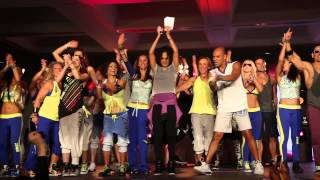 2013 Zumba Instructor Conference in LA