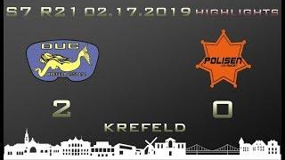 Euroleague 7th season DUC Krefeld - Polisen 2-0 (0-0)