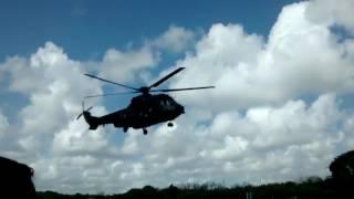 Helicóptero Jaguar Exército Brasileiro
