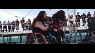 SYLOSIS and HELLYEAH  Dimebag Darrell Tributes Dec 8th 2012 -- David Grohl on QOTS -- New Possessed