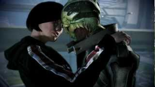 Mass Effect 3: Thane Romance #2: FemShep reunited with Thane (version 1)