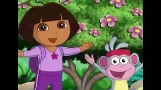 Dora Aventureira Bailarina. { Desenhos Infantis Br }