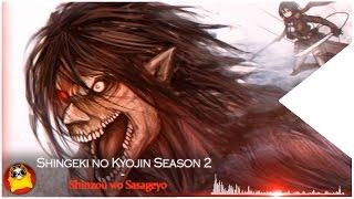 [ Nightcore ] Shingeki No Kyojin OP 3-Shinzou wo Sasageyo
