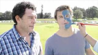 Blue September (feat. Peter Wells and Mike Whitney) - Bowel Cancer Australia