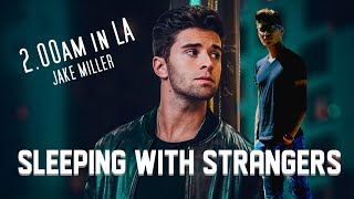 [COVER] JAKE MILLER – Sleeping With Strangers (with Lyrics)
