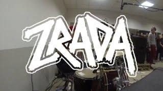 Zrada - Я обманываться рад LIVE (Hardcore punk from Kharkiv, Ukraine)