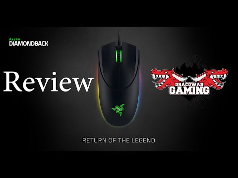 Review - Razer Diamondback Chroma