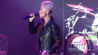 Roxette - Sleeping In My Car (Live Movistar Arena Santiago 09-04-2011)