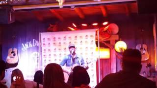"""Drake White LIVE - """"Makin' Me Look Good Again"""" - Acoustic - Ottawa, ON"""