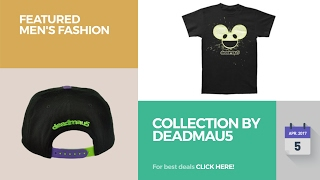 Collection By Deadmau5 Featured Men's Fashion
