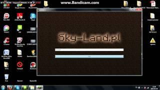 Jak pobrać Minecraft SkyLand # Minecraft Poradnik