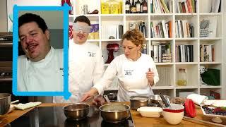 Due Cuori, Una Cucina | Ep.2 Mousse allo Yogurt - Filippo Saporito & Ombretta Giovannini