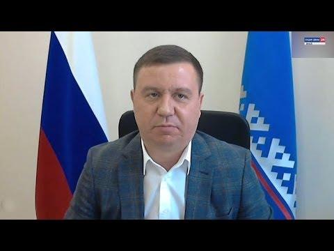 Евгений Колтунов - о том, когда для жителей Ямала откроются библиотеки, музеи и кинозалы