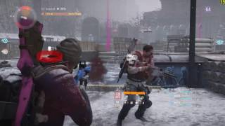 The worst rogues ever in the Division