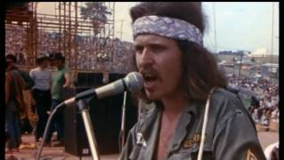 Country Joe McDonald - I-Feel-Like-I'm-Fixing-To-Die-Rag (live 1969) without spelling HD 0815007