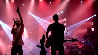 CRO Blank II live Magdeburg 2.11.12