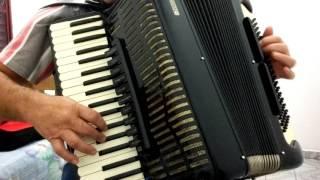 Harpa cristã n. 224 É o tempo de segar no acordeon