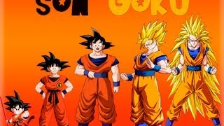 Son Goku Theme DBZ