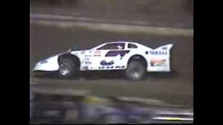 Tim Dohm - 3 Wheelin at East Bay Raceway 2000