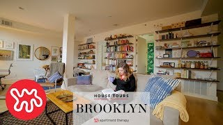 House Tours: A Closet-less Brooklyn Home