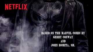 Marvel's The Punisher - Netflix Opening Titles - Unofficial