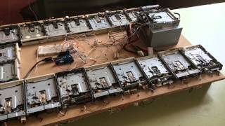 Marcha Imperial Star Wars Floppy Drives