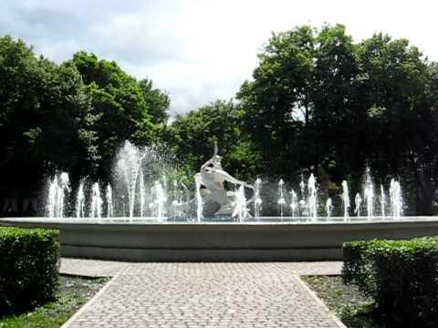 Львів, Стрийський парк / Ukraine, Lviv, Stryysky park