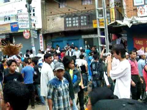 Festival in Patan – Nepal