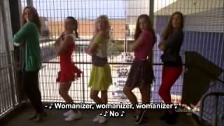 Glee - Womanizer S04E02