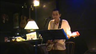 Champagne (Cover) - Jacques Higelin @ l'Atmo 22 10 2014