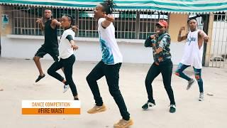 FIRE WAIST DANCE COMPETITION (GROUP E)