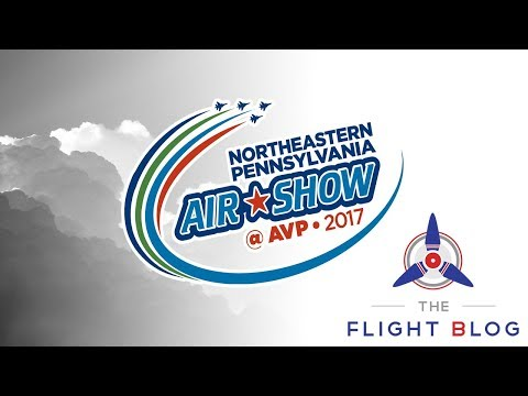 Northeastern Pennsylvania Airshow video