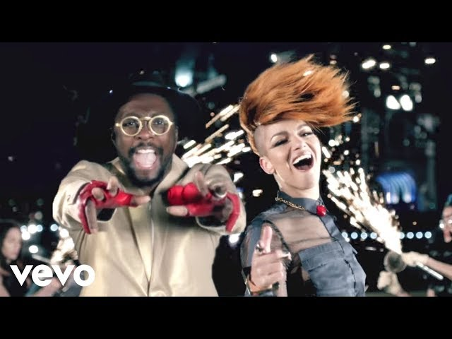 Vídeo de la canción This is Love de Will.I.Am