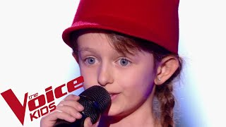 Adele - Hello | Gloria | The Voice Kids France 2018 | Blind Audition