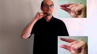 La famille en langue des signes française