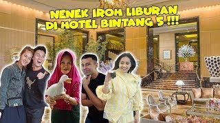 NENEK IRO NGINEP DI HOTEL BINTANG LIMA !!!