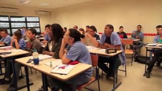 Uma experiência de busca de sustentabilidade no projeto da Escola Catavento no Rio de Janeiro