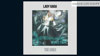Lady Gaga - The Cure - Joanne World Tour Version [Info In Description]