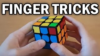 Rubik's Cube: Optimal Sune Finger Tricks (and other last layer algorithms)