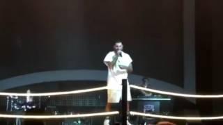 EMIS KILLA discorso ai fan + schiaffi correttivi //ALCATRAZ