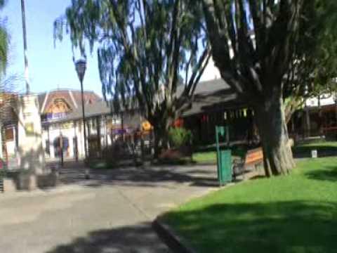 Viaje por Sudamerica di Giacomo Sanesi. Puerto Varas (CIL). 01242 – piazza senza chiesa