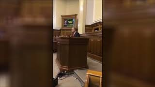 Матерная перебранка депутата и президента в Раде | Страна.ua
