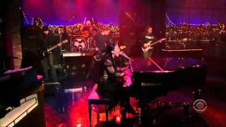 Evanescence - Lithium (Live on David Letterman's Show) HD