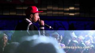 Diggy Simmons (Live @ Sneaker Pimps NY 2010)