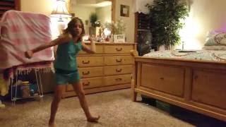 My Niece dancing to Kent Jones Don't Mind in 4k!