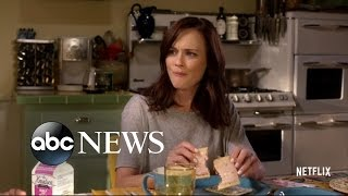Gilmore Girls: A Year in the Life Trailer Drops