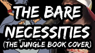 The Bare Necessities (The Jungle Book Cover) | PUNK GOES DISNEY!