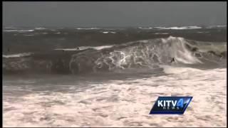 Windward Oahu suffers effects of Tropical Storm Iselle