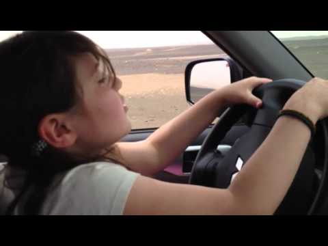 Isla driving in Morocco